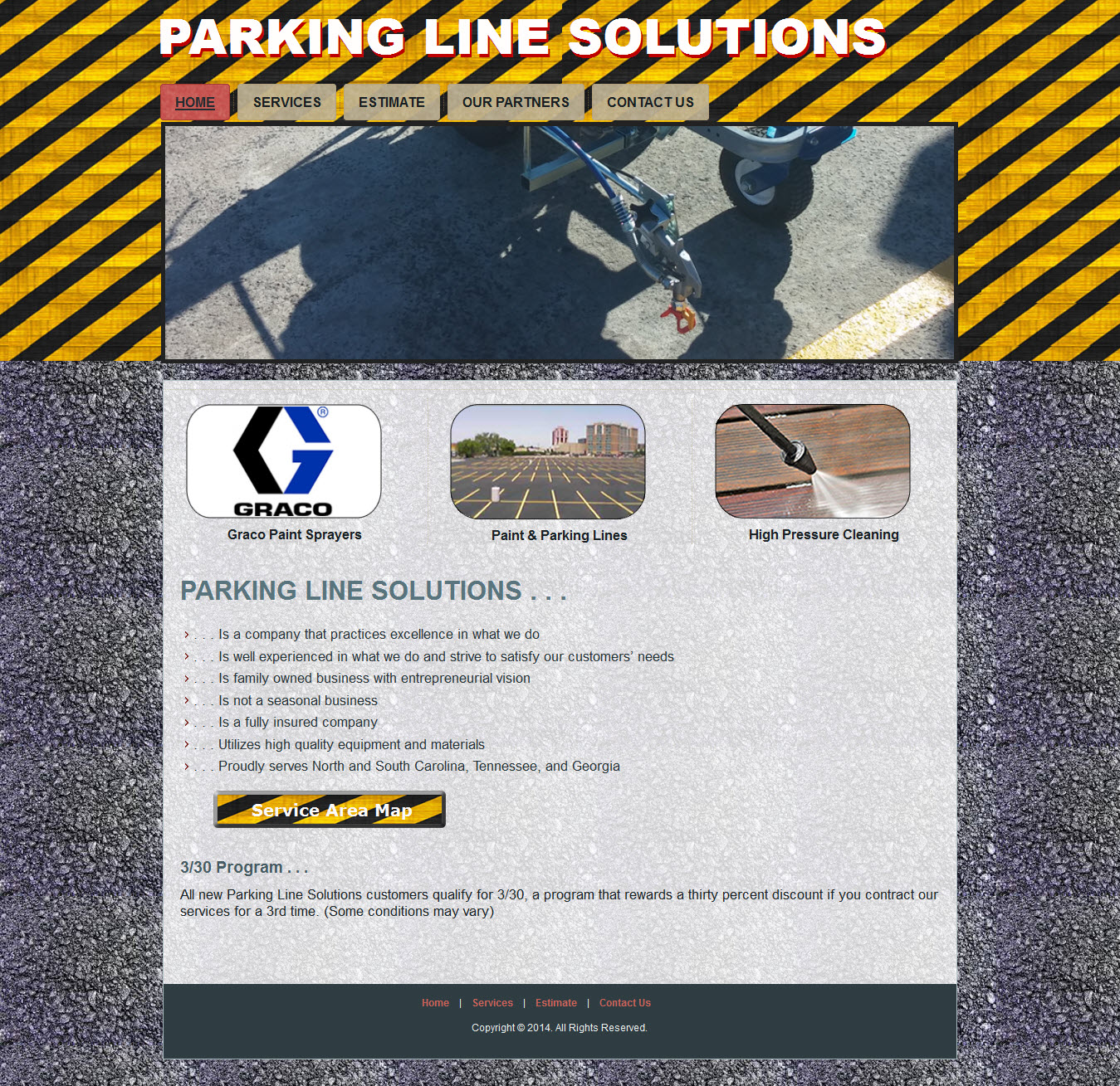 Parking Line Solutions-business